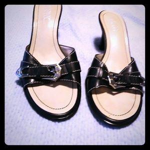 Slip-on heels
